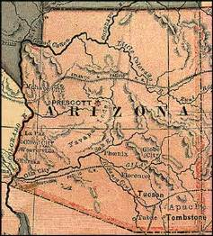 pbs the west arizona map