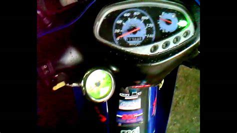 Cdi Suzuki Smash Original suzuki smash 129cc rpm test upgrade 58x48 8mm