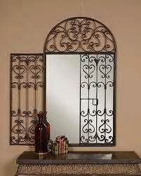 wrought iron bathroom mirrors 16 best images about wrought iron mirrors on