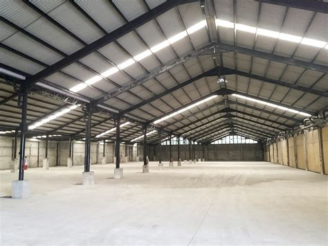 Warehouse Ceiling Height by Warehouse For Rent In Mactan Cebu Grand Realty