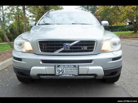 transmission control 2008 volvo xc90 head up display yv4ct852281435909 2008 volvo xc90 awd navigation dvd cold weather pkg automatic 4 door suv