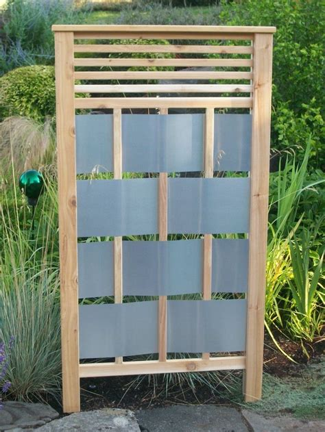 backyard privacy panels 25 best ideas about outdoor privacy screens on pinterest