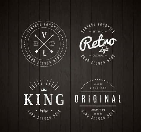 design a retro logo 43 vintage logo designs design trends premium psd