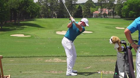 mcilroy swing rory mcilroy delighted with his game ahead of wentworth