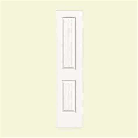 jeld wen smooth 2 panel arch painted molded single prehung jeld wen door smooth 2 panel arch top v groove painted