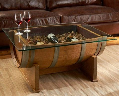 Recycled Furniture Ideas From Whiskey Barrel ? TEDX Decors : The Awesome Design and Style of