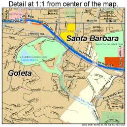 california map santa santa barbara california map 0669070