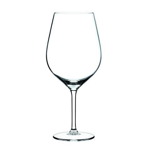 bicchieri vetro 6 bicchieri da in vetro easy italesse no noart