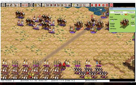 armchair general games diadochoi wars pc game review armchair general
