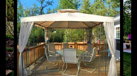 Small Patio Gazebo Small Patio Gazebo Ideas