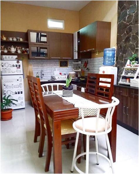 desain cafe sederhana terbaru 46 desain ruang makan dan dapur minimalis sederhana jadi