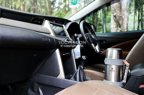 bali yogya transport sedia air panas gratis  mobil