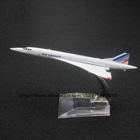 Air Concorde F Bvfb Passenger Airplane Plane Aircraft Metal Die aliexpress buy the air f bvfb concorde 16cm metal airplane models child birthday