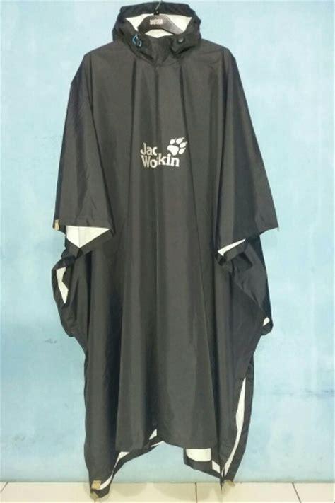jual ponco raincoat jas hujan jws not consina eiger rei