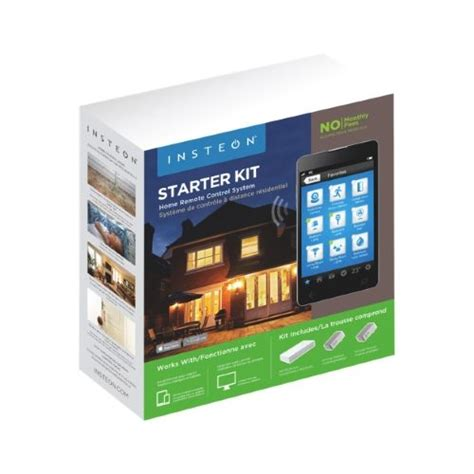 insteon home automation starter kit 89 97 yp ca