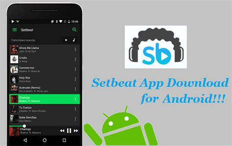 setbeat apk for android version thetechotaku - New Apk Apps For Android