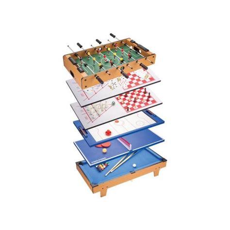 8 i 1 multi spillebord 82 cm