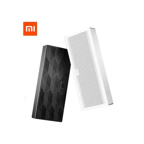 Xiaomi Square Box xiaomi mi square box bluetooth speaker 2 with mic