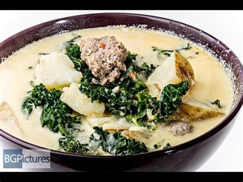 youtube membuat zuppa soup healthy eating recipe olive garden zuppa toscana soup