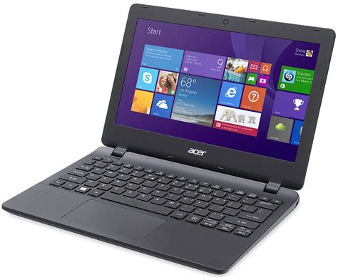Laptop Acer Aspire Es1 111 acer aspire es1 111 drivers