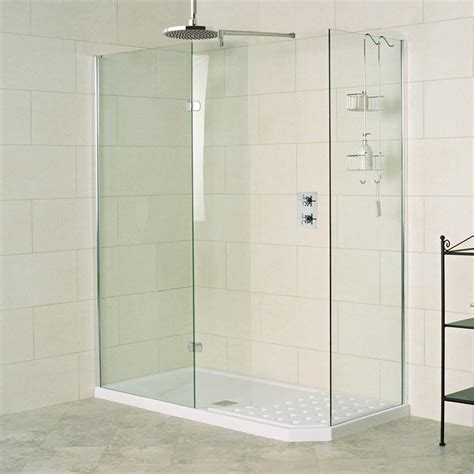 Shower Doors For Walk In Showers The Benefits Of Walk In Shower Enclosures Bath Decors