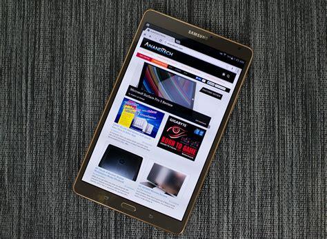 Samsung Galaxy Tab 8 4 samsung galaxy tab s review 10 5 8 4 inch