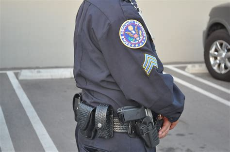 Armed Security Officer by Armed Security