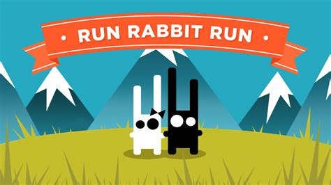 Run Run run rabbit run macgamestore