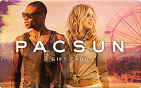 Pacsun Gift Card Codes - buy pacsun gift cards raise