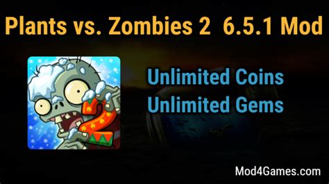 plants vs zombies 2 hacked apk plants vs zombies 2 6 5 1 hacked mod apk free with offline obb data archives mod4games