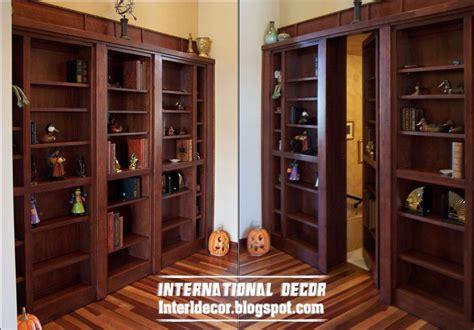 Hidden doors, Secret doors designs ideas pictures