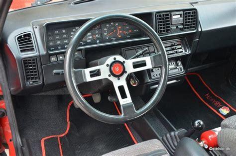 fiat ritmo interni 1984 fiat ritmo abarth 130 tc 96kw 130ps modern