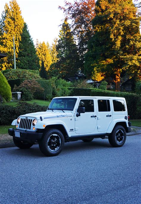 cars like the jeep wrangler 2014 jeep wrangler unlimited polar edition road test