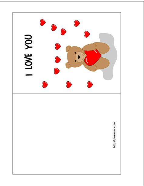 Template For S Day Card by Gitmo Nation Update How To Make A Monkey Printable