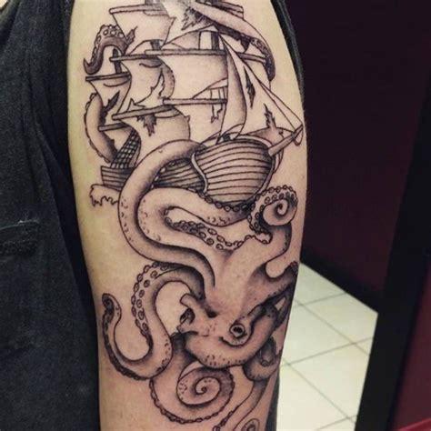 octopus tattoo for men 125 octopus tattoos for 2018