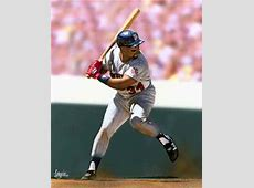 Minnesota Twins Kirby Puckett Baseball Poster Picture Msp