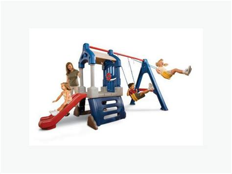 used step 2 swing set wanted little tikes or step 2 swing set outside ottawa