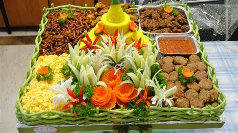 membuat nasi tumpeng resep masakan indonesia tattoo design bild