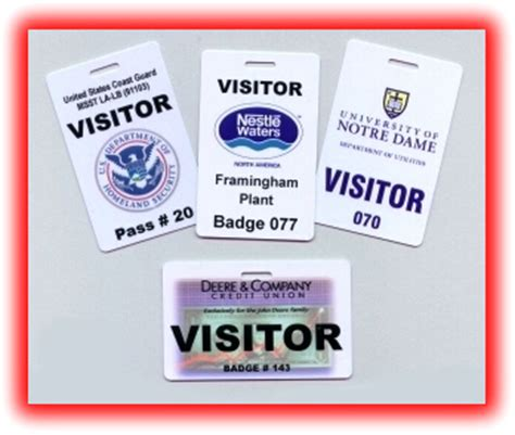 visitor badge template best photos of visitor pass template school visitor pass