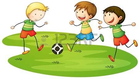 imagenes de niños jugando futbol en caricatura im 225 genes de ni 241 os jugando im 225 genes