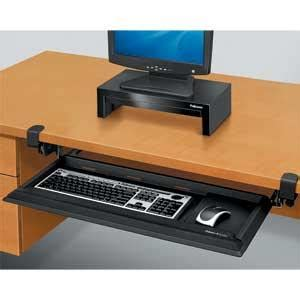 Fellowes Designer Suites Desk Ready Keyboard Drawer Crc80383 by Learning Resources 8038302 Fellowes Designer