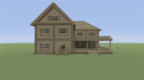 easy homes to build minecraft tutorial easy house tutorial 4 minecraft