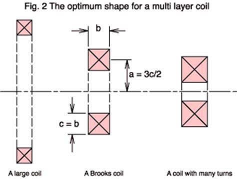 single layer air inductor formula diy air cored inductors how i made mine page 3 diyaudio