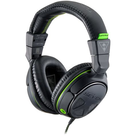 Headset Xbox wireless xbox one headset xo seven turtle 731855022250