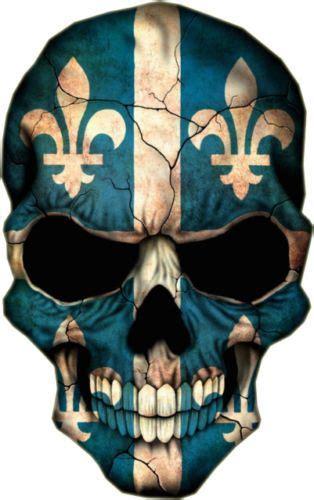 details   quebec province flag vinyl decal bumper