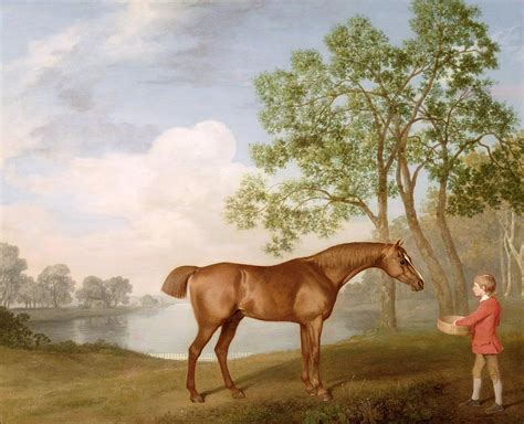 the way back the paintings of george a weymouth a brandywine valley visionary books pumpkin with a stable lad painting by george stubbs