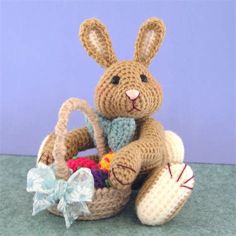 free pattern rabbit crochet crochet pattern easter bunny