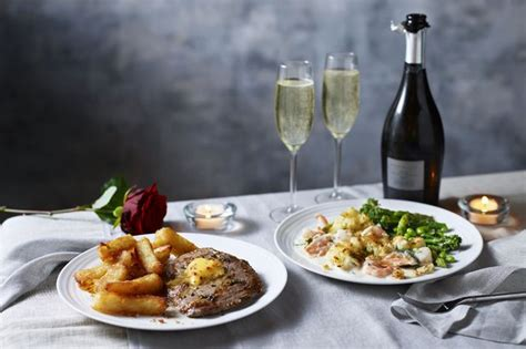 m and s dine in valentines s day 2016 m s dine in for two and tesco s