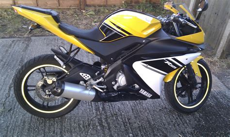 yamaha yzf r125 for sale motorbike for sale yamaha yzf r125 50th anniversary