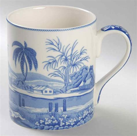 spode mugs blue room collection spode blue room collection indian sporting mug 8754667